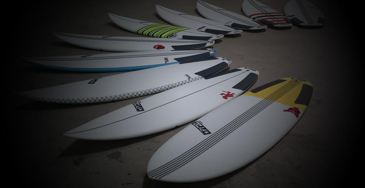 Pyzel Surfboards