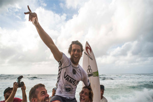 Conner Coffin Wins Vans World Cup